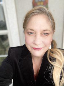 Kim Renee Dunbar smile selfie 1